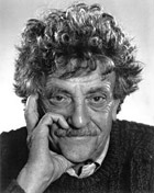 author Kurt Vonnegut