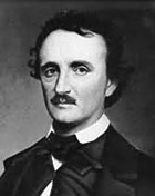 author Edgar Allen Poe